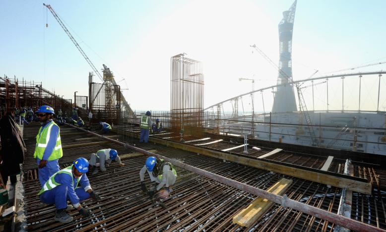Qatar: Arbeidsmigranten