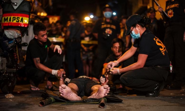 Filipijnen: politie voert geen 'oorlog tegen drugs' maar een oorlog tegen armen