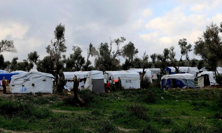 EU: rechtbank wil asielzoekers van Griekse eilanden