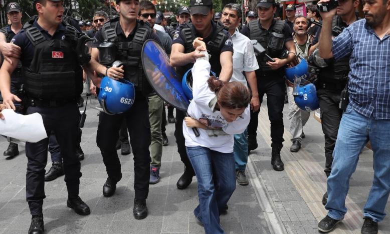 Turkije: overheidsrepressie creëert angstklimaat