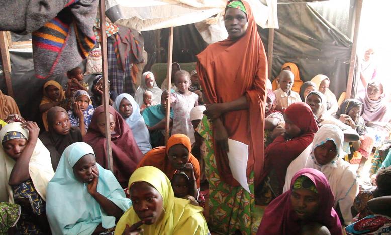 Nigeria: uitgehongerde vrouwen verkracht door regeringsleger