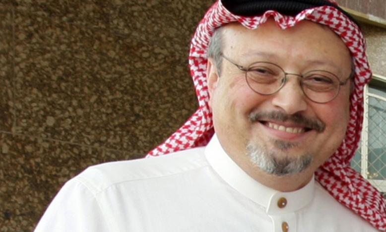 Jamal Khashoggi -/AFP/Getty Images