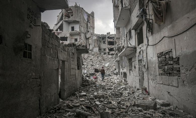 © Muhammed Said/Anadolu Agency/Getty