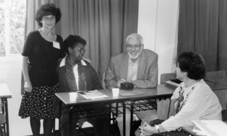 Professor Luiz ROSSI, María José ROSSI & Tracy ULLTVEIT-MOE