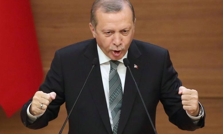 Zuivering publieke sector verwoest levens van 100.000 mensen in Turkije © ADEM ALTAN/AFP/Getty Images
