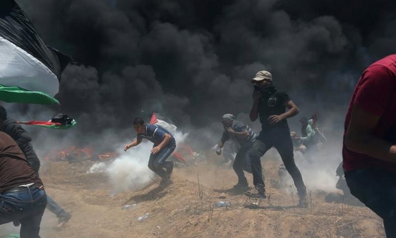 Israëlisch leger gebruikt wederom buitensporig geweld in Gaza