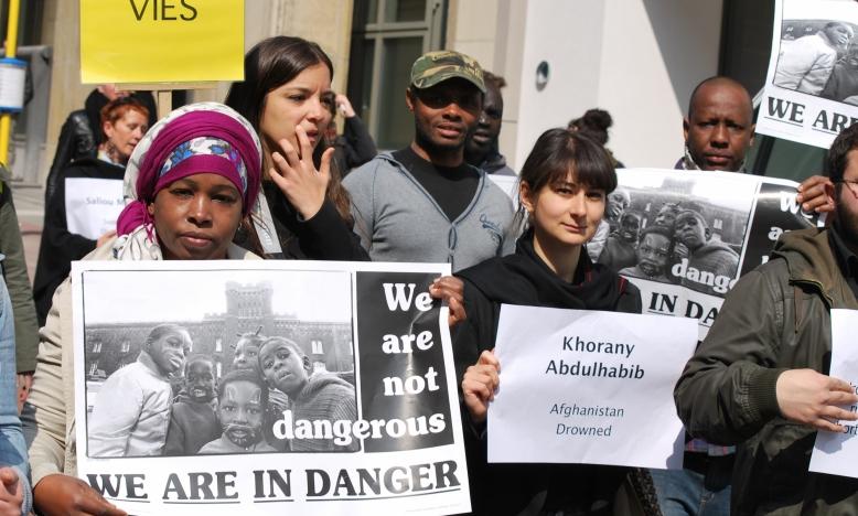 Beleidsnota Francken: België sluit de deuren