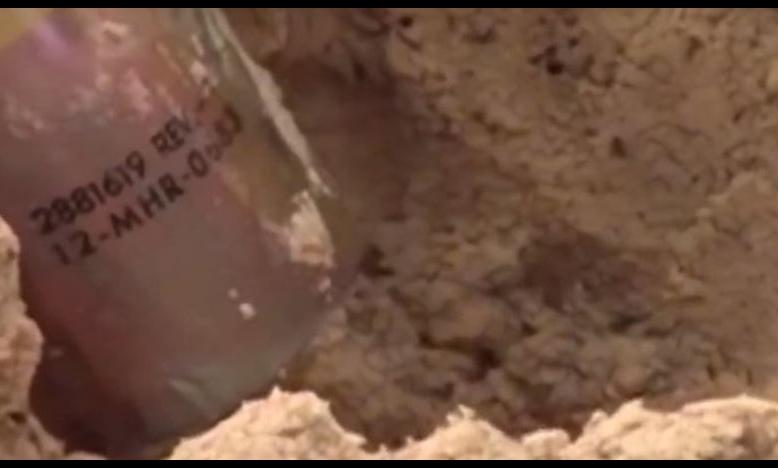 Egypte: leger gebruikt verboden clusterbommen