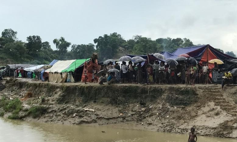 De Rohingya: wie zijn ze en waarom ontvluchten ze Myanmar? ©Amnesty International