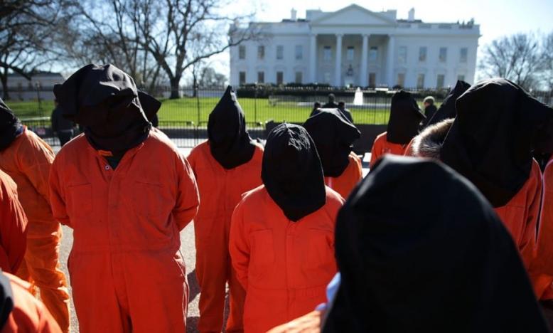 Actie aan het Witte Huis - foto: Alex Wong/Getty Images
