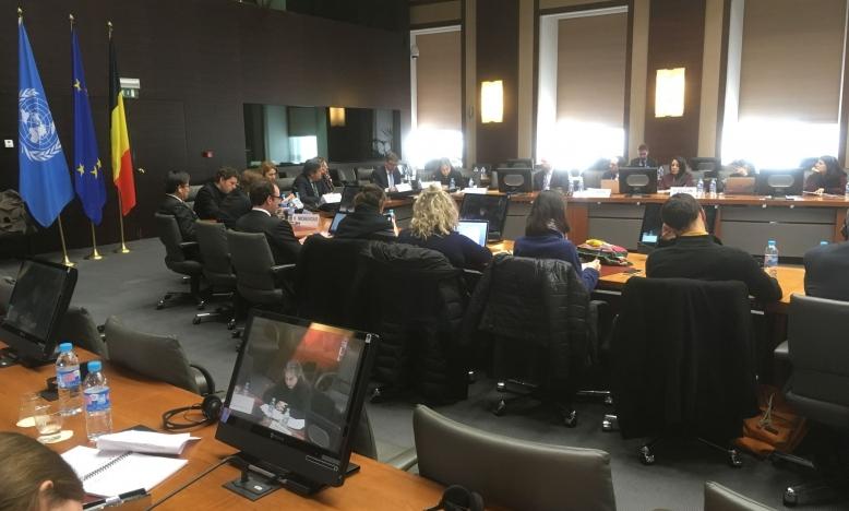 VN Werkgroep Gedwongen Verdwijningen van start in Brussel