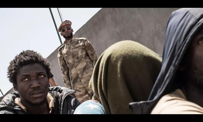 Europese overheden medeplichtig aan misbruik migranten in Libië