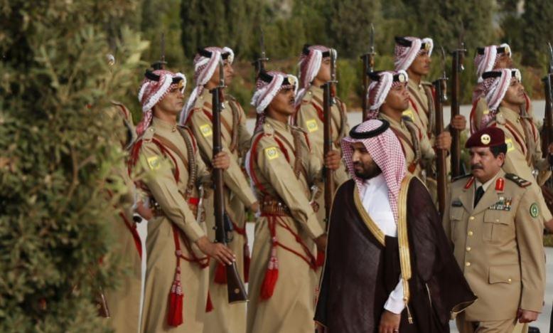 Mohammad Bin Salman ©Getty Images