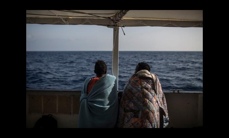 Geredde migranten
