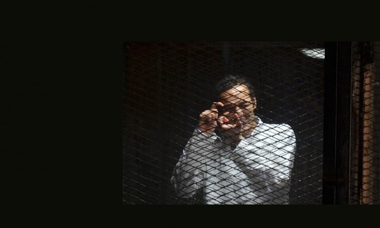 Egypte: mogelijk doodstraf voor onschuldige fotojournalist
