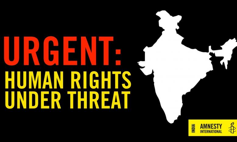 Human Rights under threat