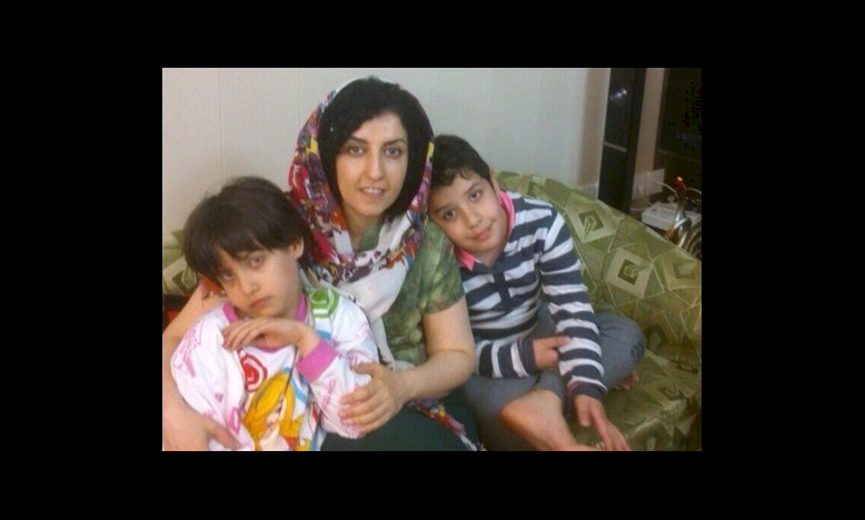 Narges Mohammadi  © Private