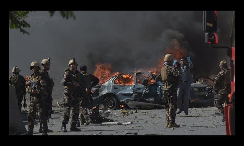 Aanslag in Afghanistan