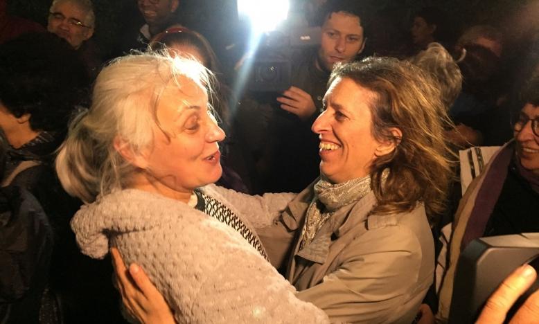 Idil Eser werd op 26 oktober 2017 vrijgelaten