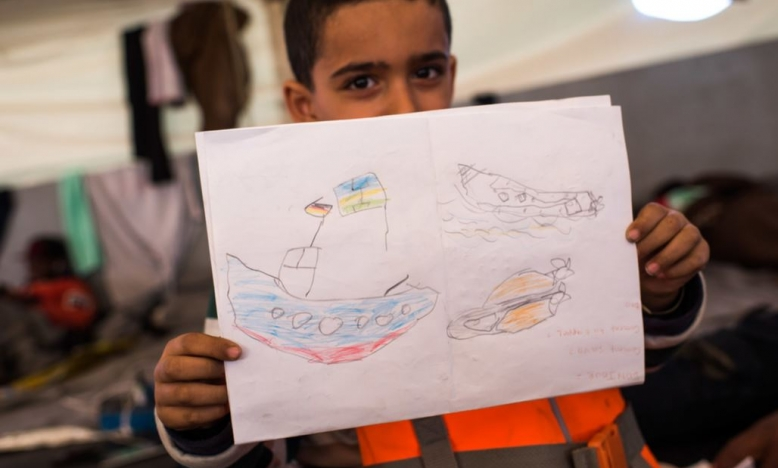 © Chris Grodotzki/Sea-Watch