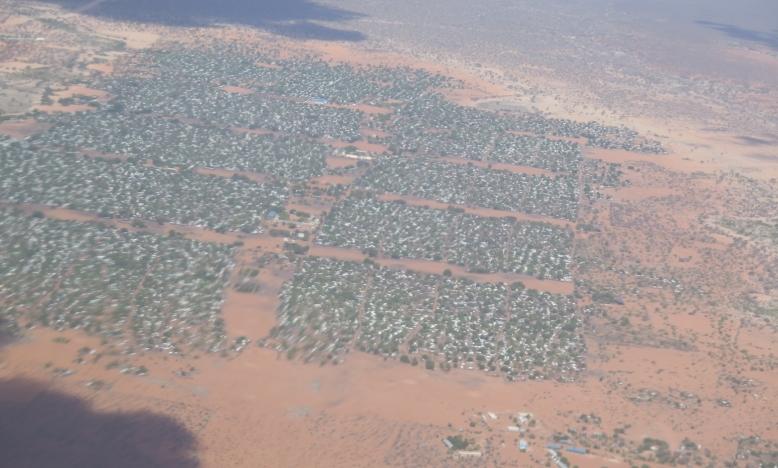vluchtelingenkamp in Dadaab