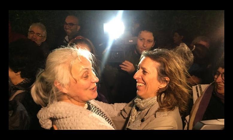 Vrijlating van Idil Eser