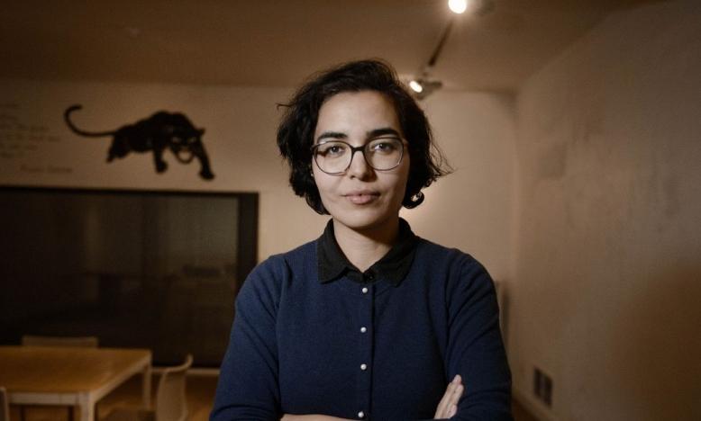 Nadia Fadi @Eric de Mildt