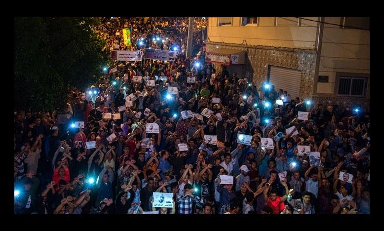 Protesten in de Rif