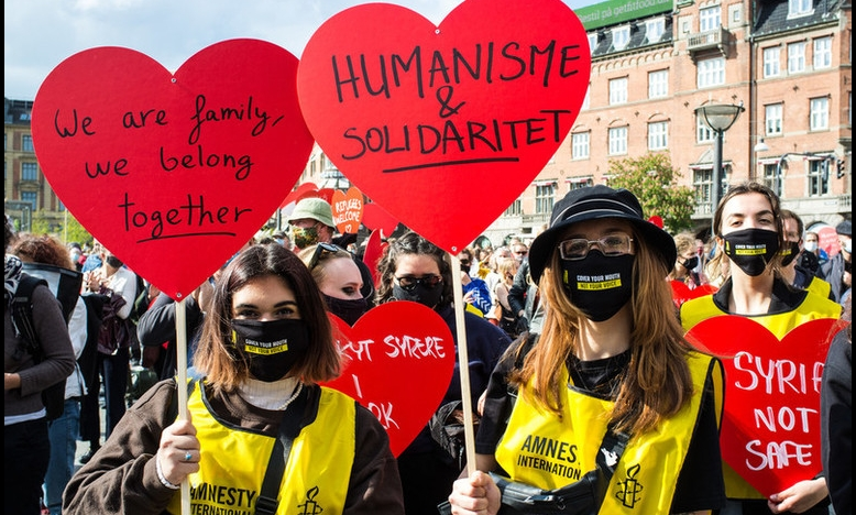 © John Nielsen for Amnesty International