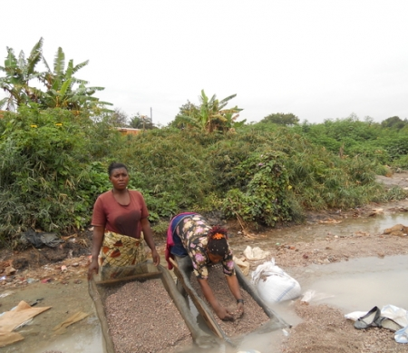 Mijn in Katanga, DRC