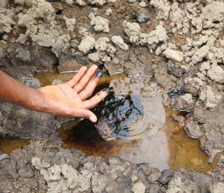 Vervuiling Niger Delta