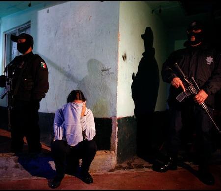 Mexico: Seksueel geweld om 'bekentenissen' te krijgen eerder regel dan uitzondering © REUTERS