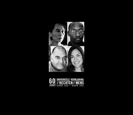 60 jaar mensenrechten: groot feest! Maar niet voor iedereen