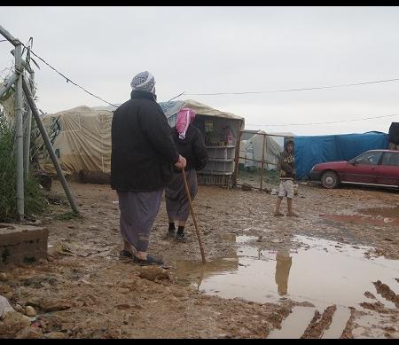 Noordelijk Irak: satellietbeelden tonen massale vernielingen