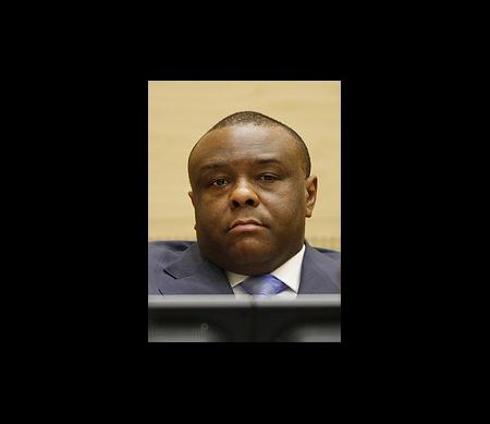 Jean-Pierre Bemba, ex-vice-president van de Democratische Republiek Congo