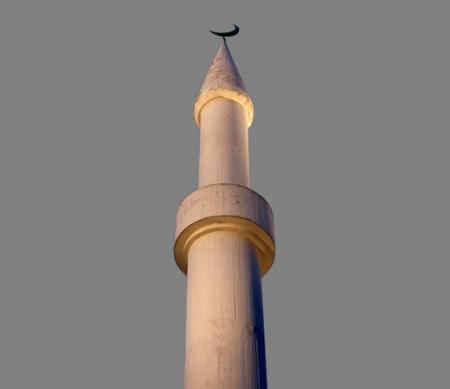 Moskee in het Zwitserse Zurich