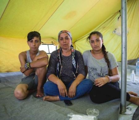 Geen eerste schooldag voor vluchtelingen in Griekenland