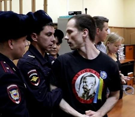 Russische activist Ildar Dadin wordt vrijgelaten! © Dmitry Borko