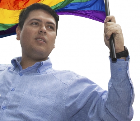 Venezuela: oppositielid en LGBT-activist Rosmit Mantilla vrij!