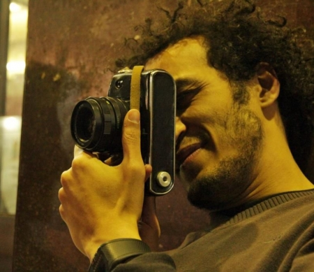 Mahmoud Abu Zeid Shawkan © Private