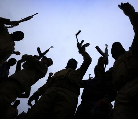 Foltering en buitengerechtelijke executies nabij Mosul