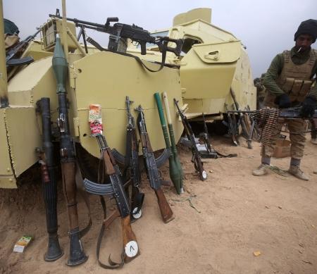 Irak: wapentransfers wakkeren oorlogsmisdaden aan