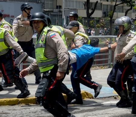 Venezuela: Toenemende heksenjacht op dissidenten