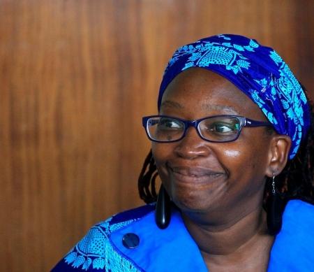 Stella Nyanzi © Alamy Stock Photo