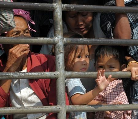 Dwing Rohingya niet terug naar misbruik en discriminatie - PORNCHAI KITTIWONGSAKUL/AFP/Getty Images