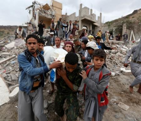 Drie jaar conflict Jemen: wapenleveringen aan Saudische coalitie eisen burgerslachtoffers