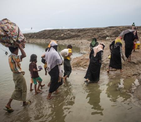 Oorlogsmisdaden Myanmar