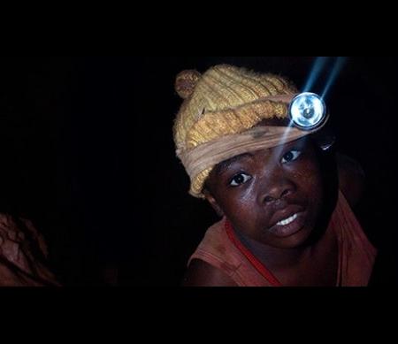 Kinderarbeid bij kobaltontginning in de DRC
