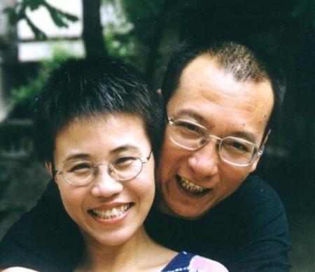 Liu Xia en Liu Xiaobo