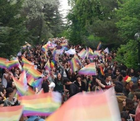 Ankara-Pride kon toch doorgaan
